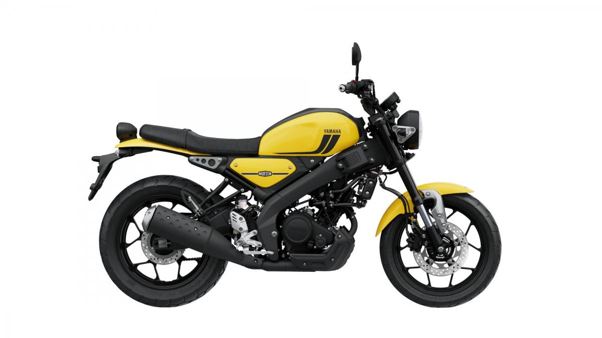 2021 XSR125 « Sport Heritage « Mootorrattad « TOOTED